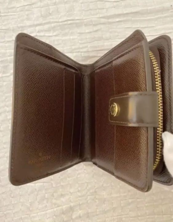 【ルイヴィトン】財布 折り財布 レディース 美品