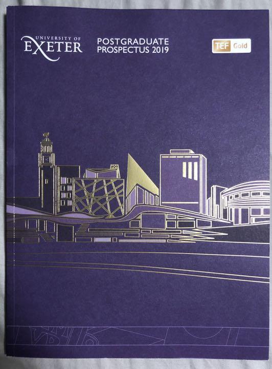 メルカリ - エクセター大学 パンフレット 【本】 (¥500) 中古や未使用 ...