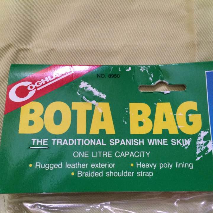 Coghlans Bota Bag 1-Liter