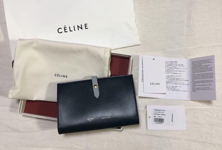 best cheap 27700 06b21 CELINE 財布