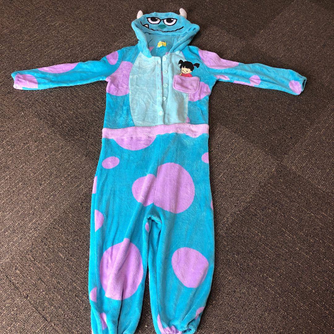 メルカリ モンスターズ インク 着ぐるみ パジャマ 2 300 中古や未使用のフリマ