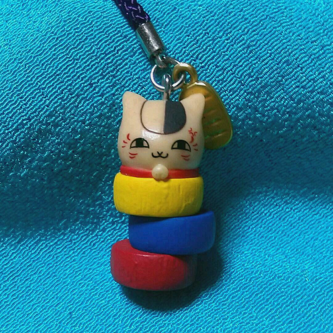 飾-⑩ 帯留めに添えて❗かわいい、ニャンコ先生▪だるま落としの帯飾り(¥899) , メルカリ スマホでかんたん フリマアプリ