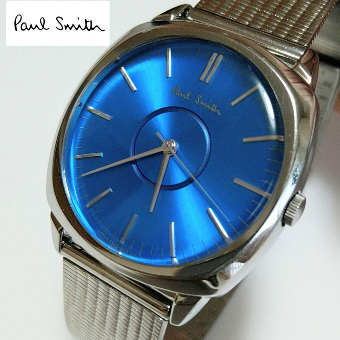 quality design 3f1ca d98f6 ☆希少【Paul Smith】ポールスミス メンズ 腕時計 アイズワン ブルー(¥7,500) - メルカリ スマホでかんたん フリマアプリ