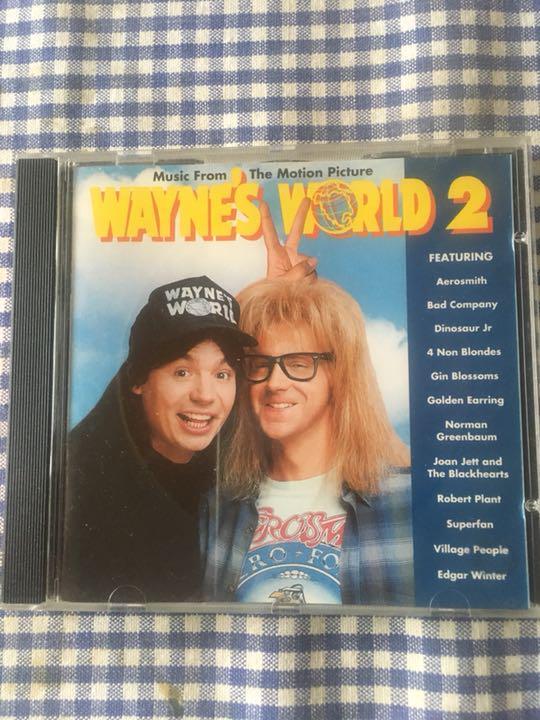 メルカリ - ウェインズ・ワールド 2 サウンドトラック 【洋楽】 (¥850 ...