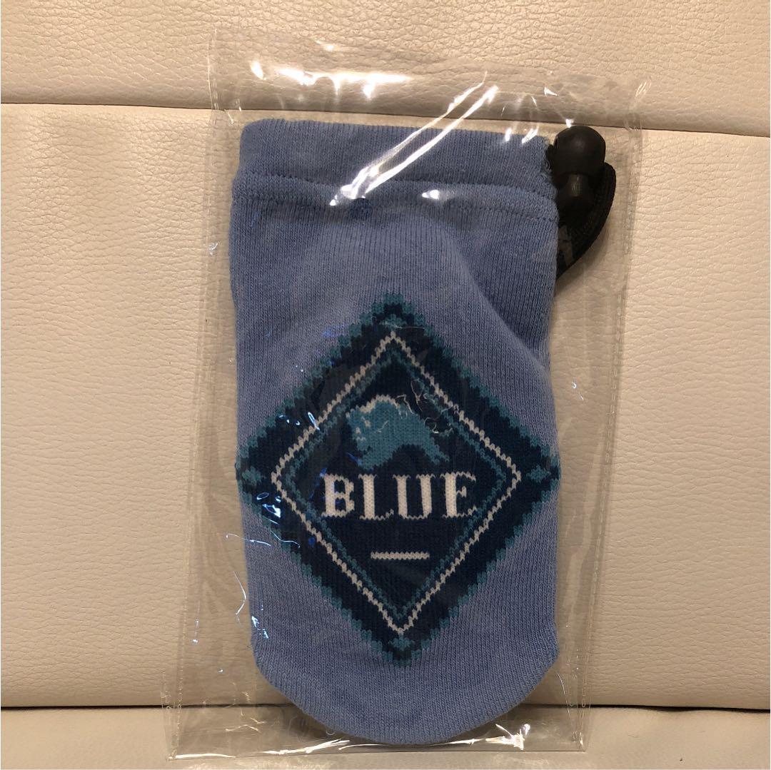 96889ab60a メルカリ - ペットボトルカバー ペットボトルホルダー ブルー 青 ...