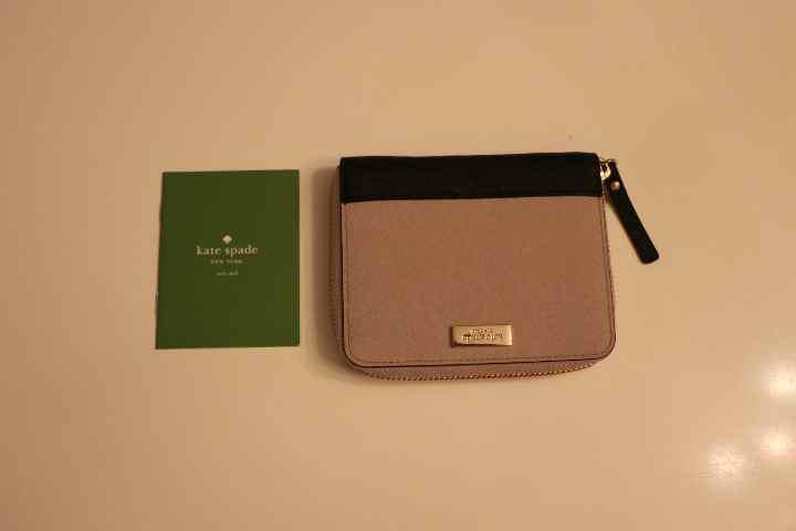 613808ec8f5e メルカリ - 100%本物 ケイトスペード 財布 darci(WLRU2968) 【折り財布 ...