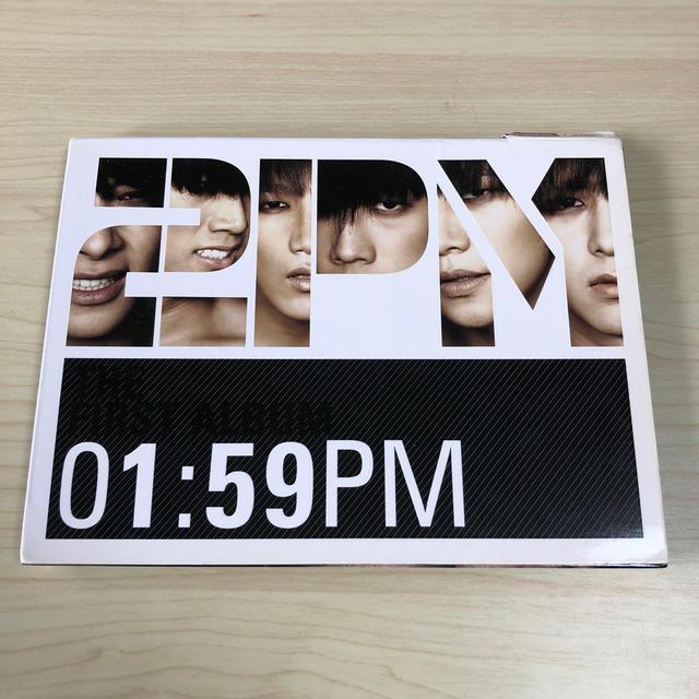 メルカリ - 2PM THE FIRST ALBUM...