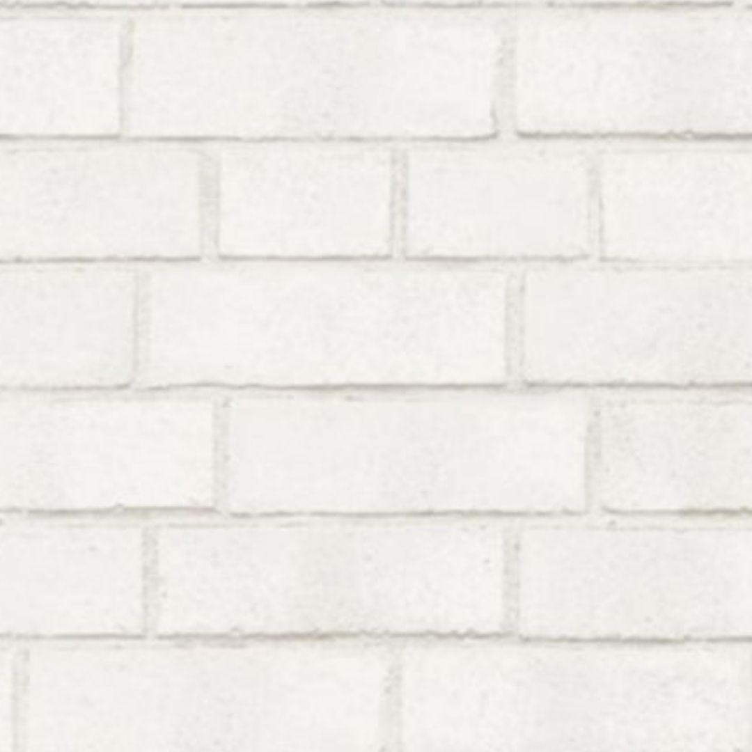メルカリ ニトリ 貼ってはがせる壁紙シール テンペーパー レンガ模様