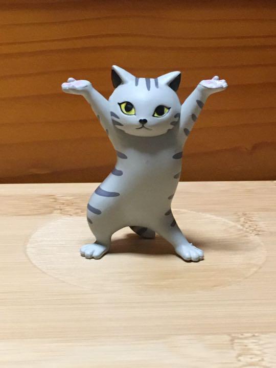 ネコ の ペン おき