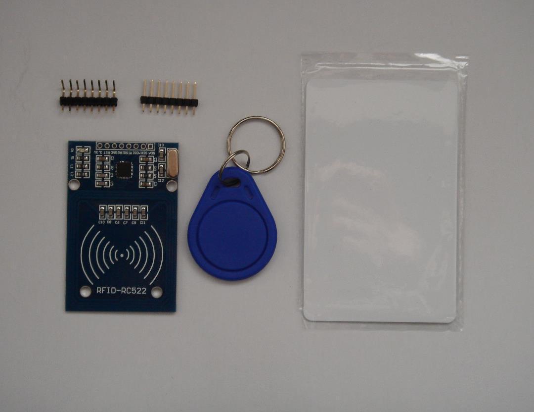 NFC RFID RC522 リーダー/ライター モジュール(¥ 1,000) - メルカリ スマホでかんたん フリマアプリ