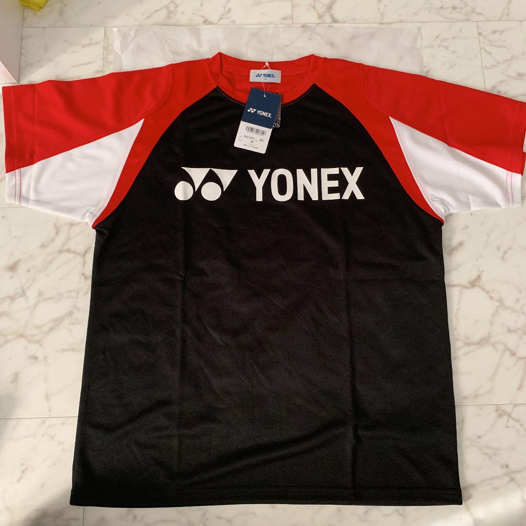 69cead2642b86 メルカリ - 新品 ヨネックス Tシャツ M YONEX バドミントンウェア ...