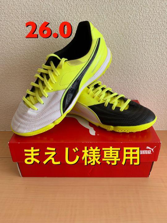 743149085377ea メルカリ - PUMA パラメヒコライト 15 TT 【26.0cm】 【シューズ ...
