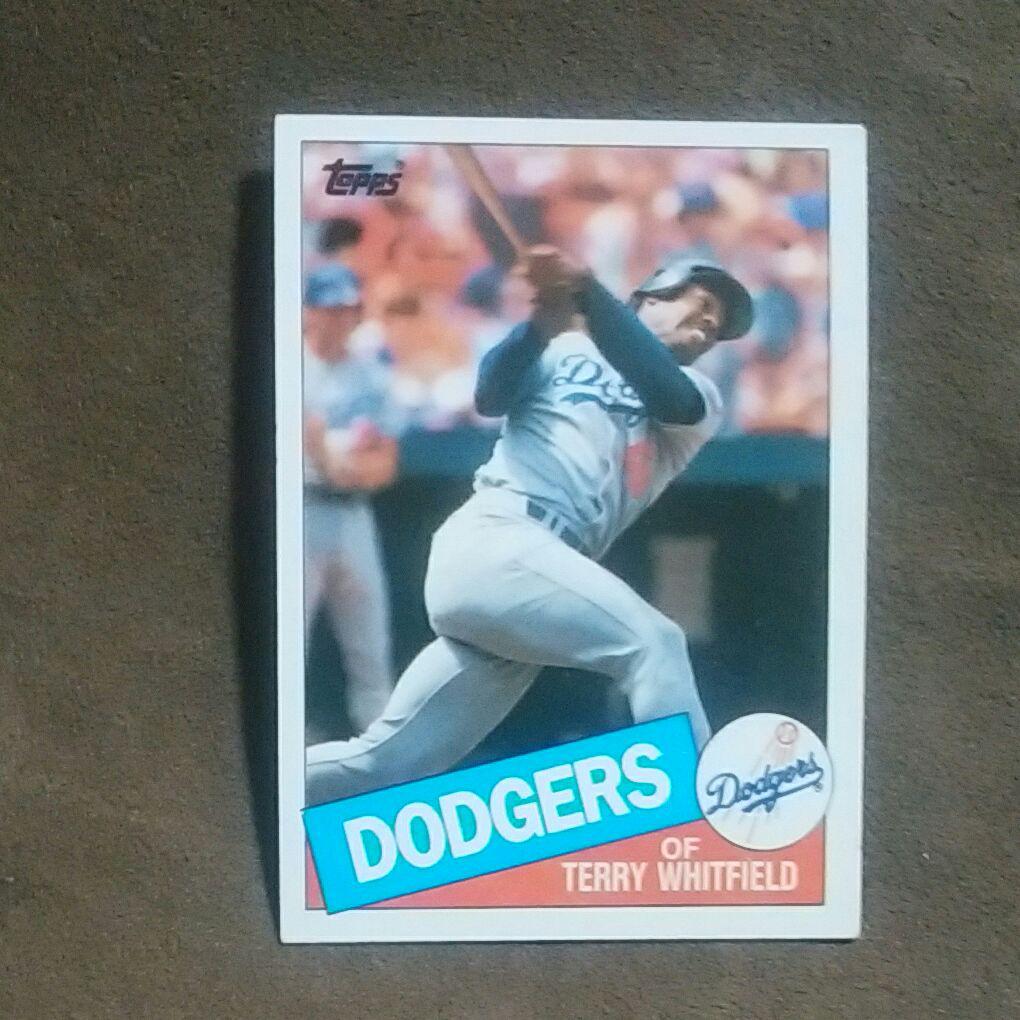 メルカリ - 西武ライオンズ テリー・ウィットフィールド MLBカード 2 ...