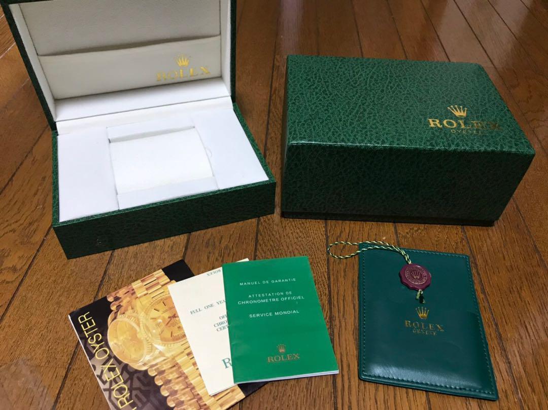 innovative design 13572 65afe ROLEX 箱(¥5,000) - メルカリ スマホでかんたん フリマアプリ