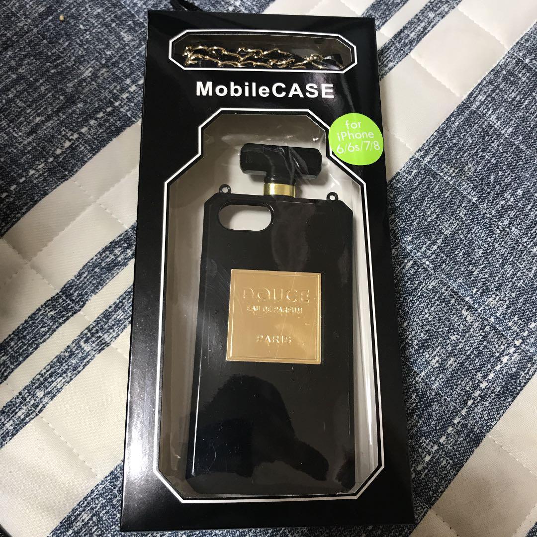 29e8919f1b メルカリ - 香水 スマホケース iPhone6 6s 7 8 対応 スマホショルダー ...