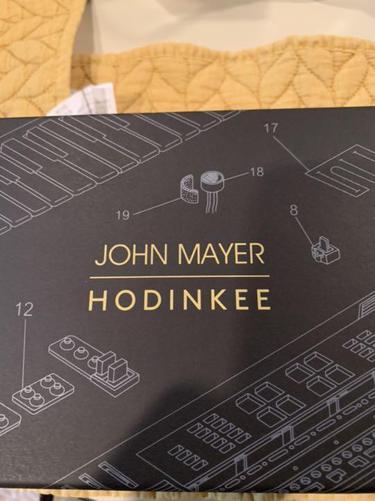 John g by mayer ショック 6900 ref
