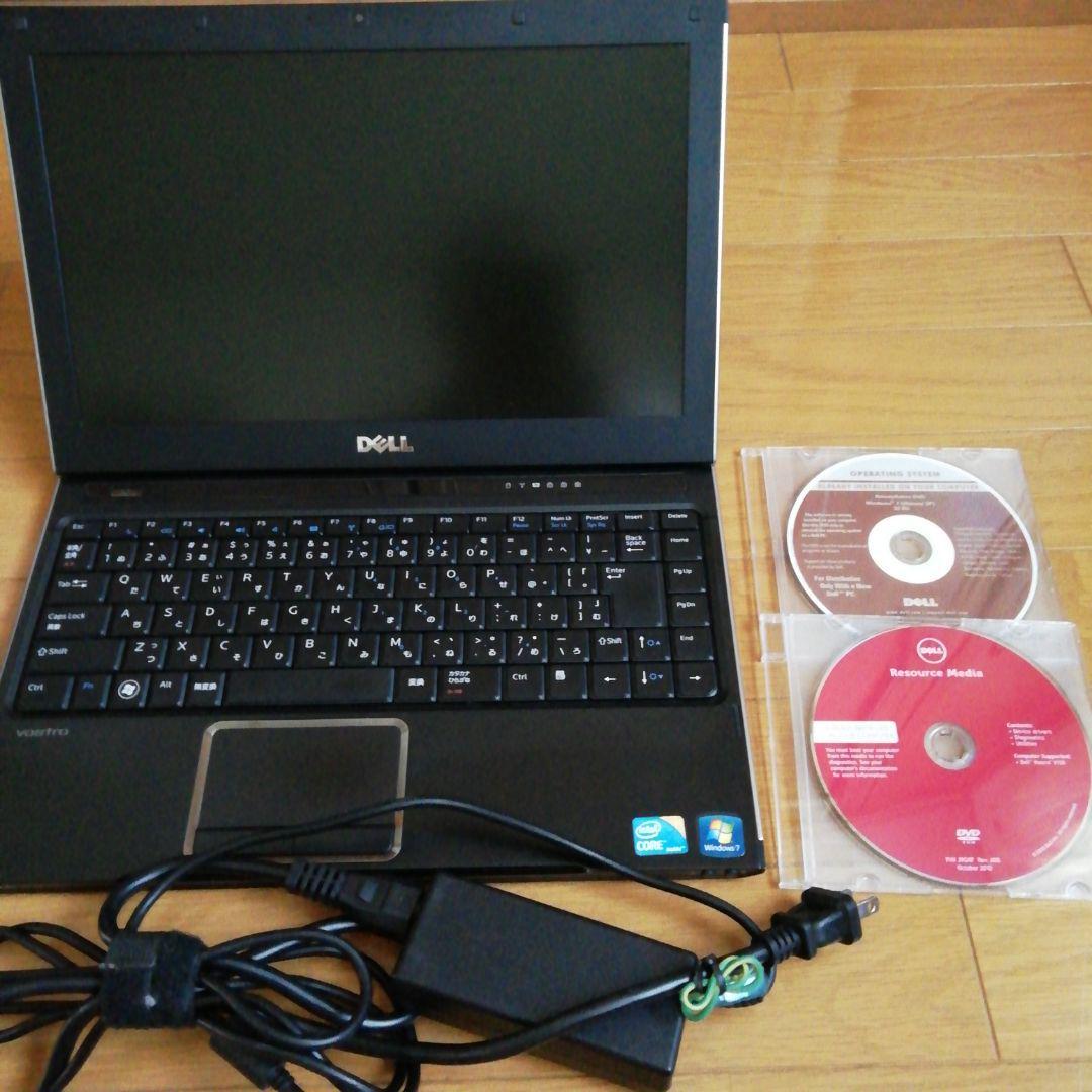 パソコン dell ノート