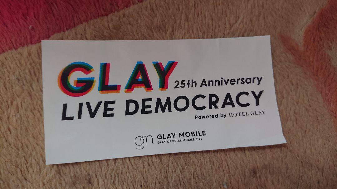 glay モバイル