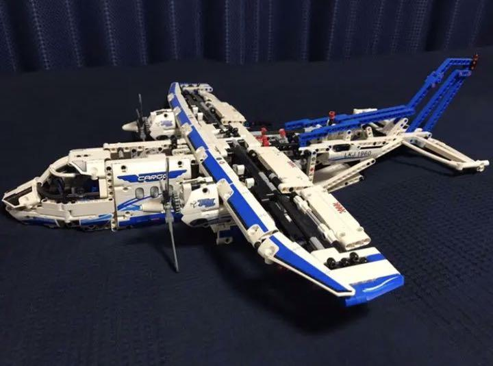 ★ばってんブラブラ様専用★レゴ LEGO テクニック2点 8070と飛行機(¥15,000) , メルカリ スマホでかんたん フリマアプリ