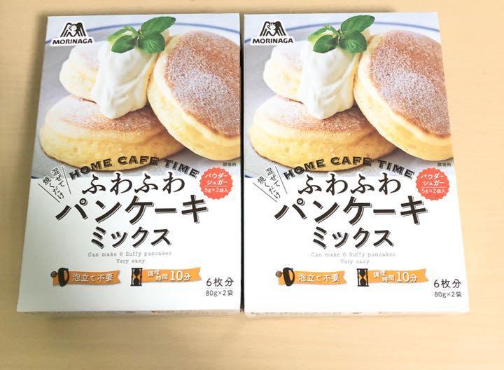 ふわふわ パン ケーキ ミックス