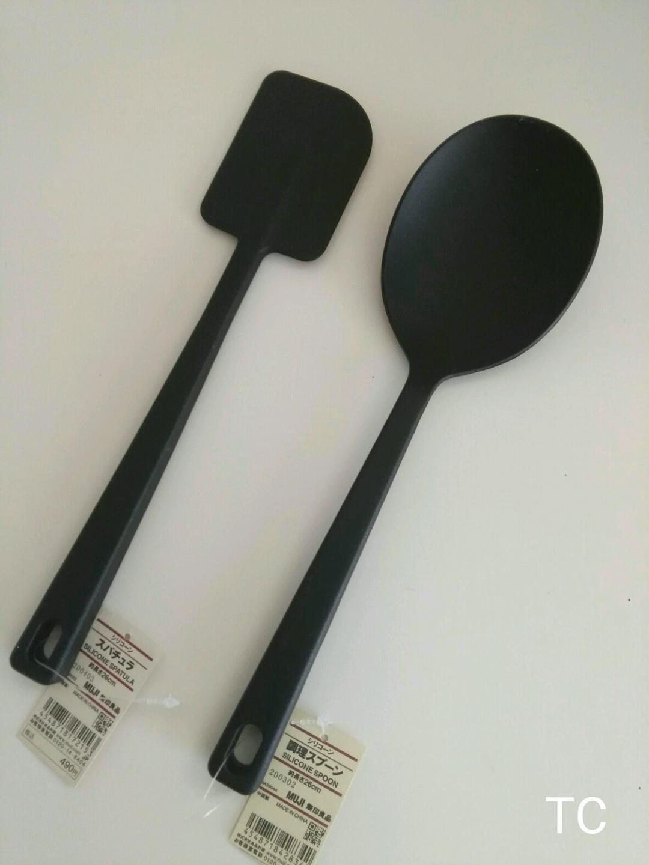 スプーン シリコン 無印 良品 無印良品のシリコンスプーンより便利!?ストウブのシリコンターナー購入