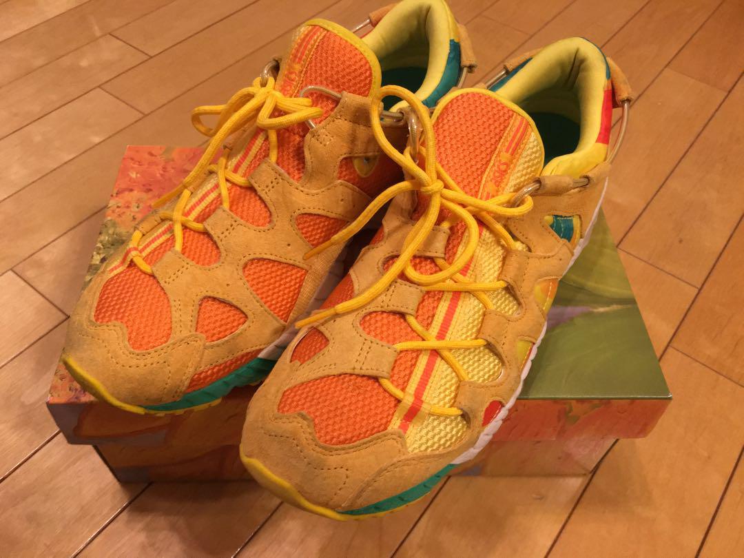 best sneakers 44d11 46696 【最終値下】asics TIGER GEL-MAI KO100 27cm 完売品(¥11,500) - メルカリ スマホでかんたん フリマアプリ
