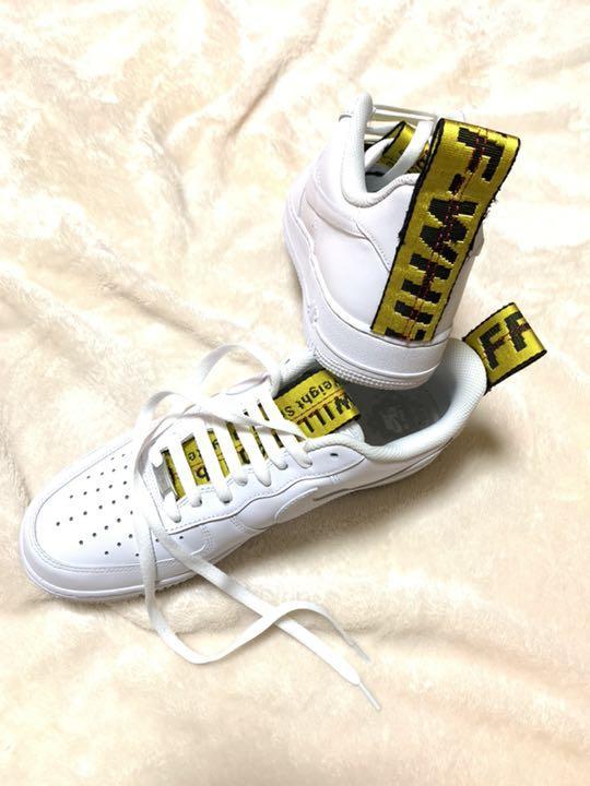 メルカリ - Nike Air Force 1 Off-White Belt