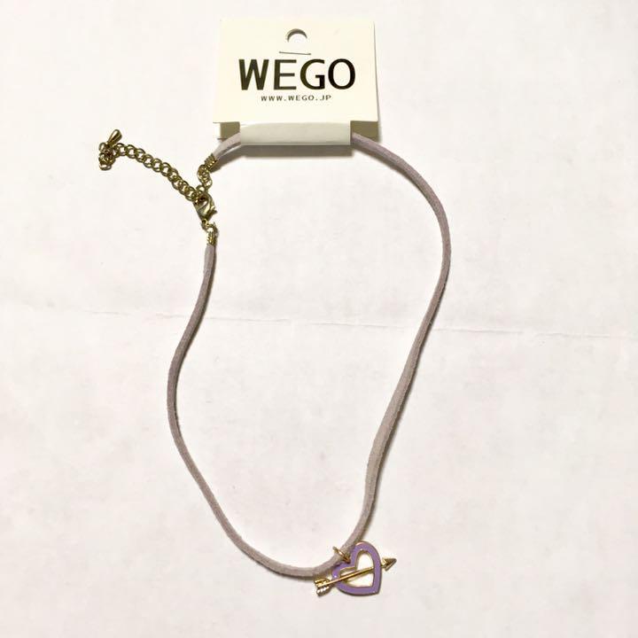 WEGO アクセサリー チョーカー(¥450) , メルカリ スマホでかんたん フリマアプリ