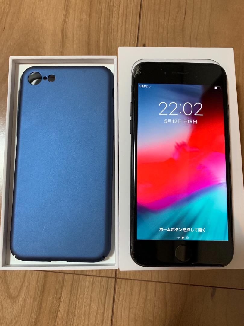 メルカリ - 中古 iPhone8 64GB au スペースグレイ 【スマートフォン ...