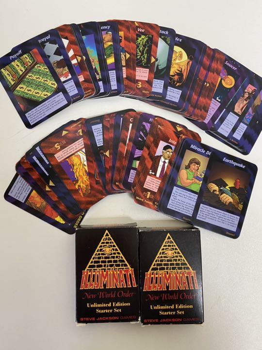 カードゲーム やりすぎ都市伝説