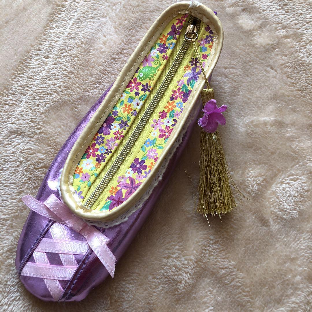 ペンケース ラプンツェル ディズニー 靴型(¥888) , メルカリ スマホでかんたん フリマアプリ