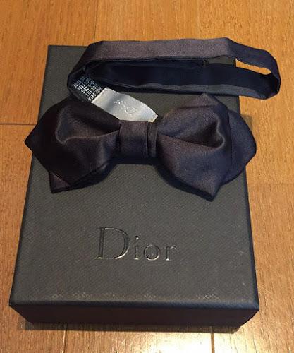 the latest 56367 4095a Dior ディオール 蝶ネクタイ(¥3,900) - メルカリ スマホでかんたん フリマアプリ