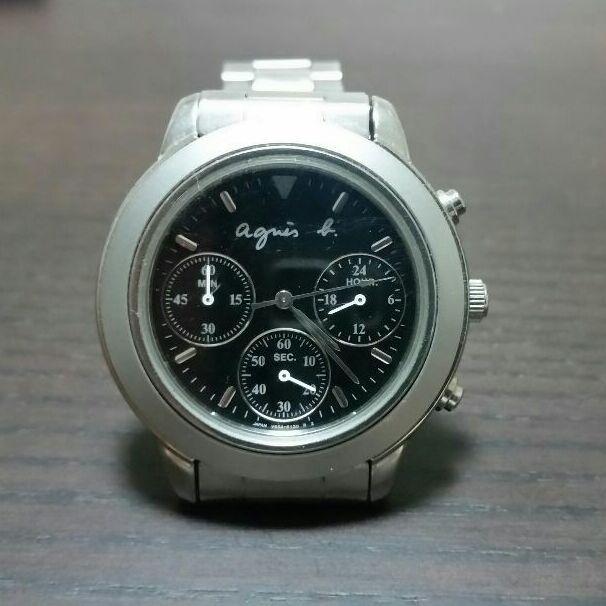 998e669397 メルカリ - agnes b. アニエスベー メンズ腕時計 【腕時計(アナログ ...