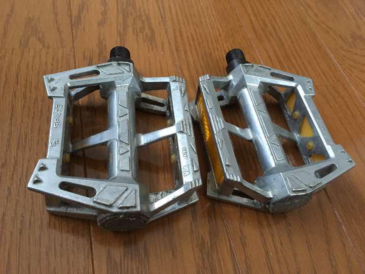 New Fizik Aluminum Buckles set