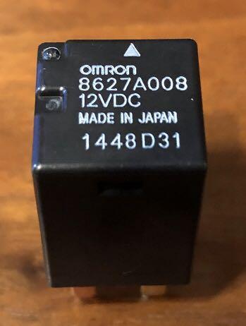 Relais  Omron 8627A008