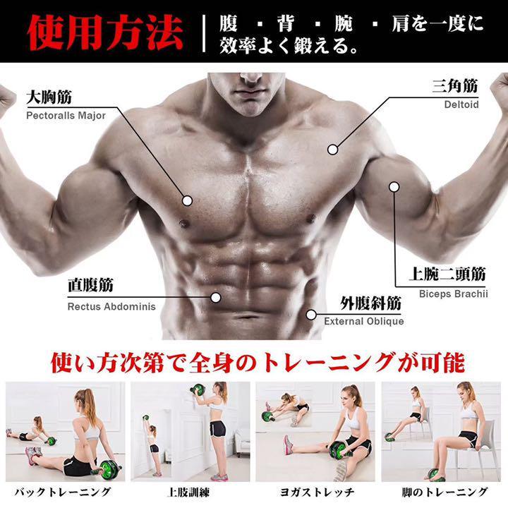 筋 斜 アブ 腹 ローラー 腹筋ローラーは腹筋だけでなく背筋も効果が!腹筋ローラーで背筋を鍛える方法