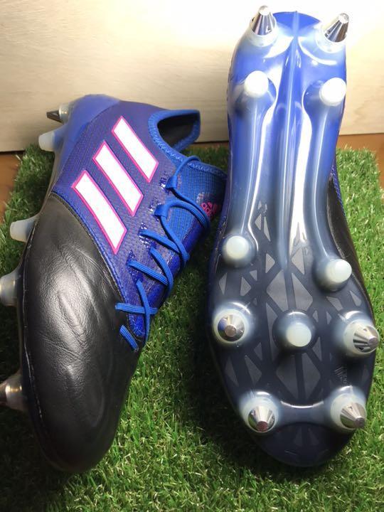 on sale c73c2 13849 adidas ACE17.1 Leather sg 25cm