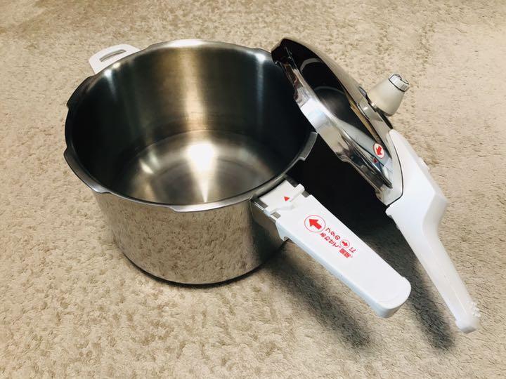 鍋 アサヒ 軽金属 圧力