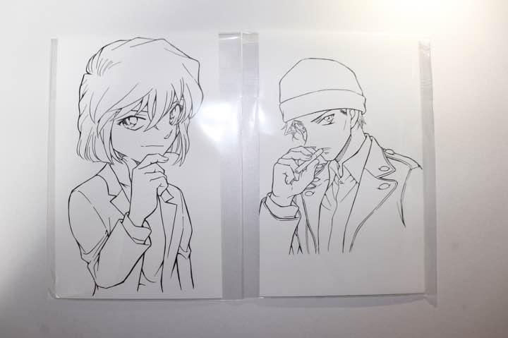 メルカリ 新品未開封名探偵コナン ぬりえカードセット