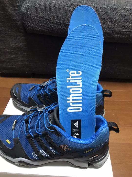 美品)adidas terrex gore-tex 26.5cm