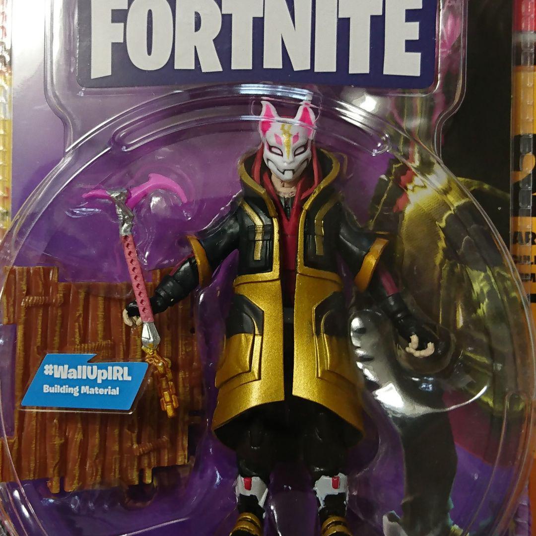 ドリフト フォートナイト フィギュア グッズ fortnite(¥3,000) , メルカリ スマホでかんたん フリマアプリ