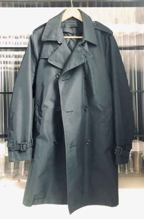 ユニクロ トレンチ コート メンズ