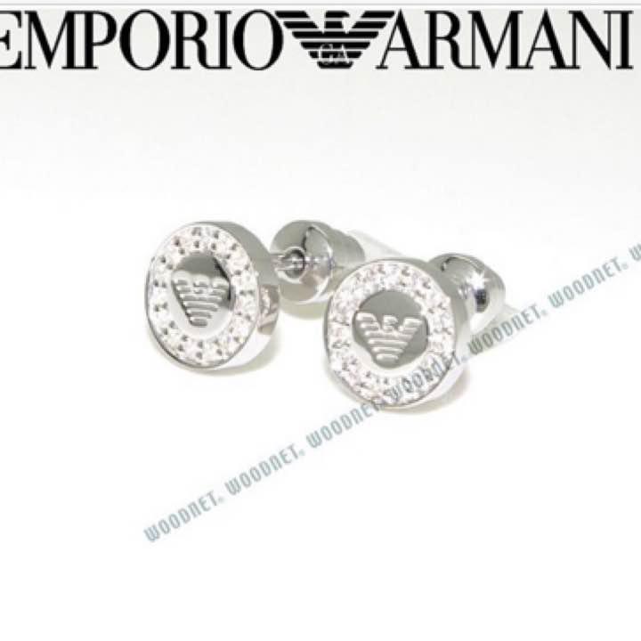 new products 7a5d6 71d0e エンポリオアルマーニ ピアス片耳(¥8,200) - メルカリ スマホでかんたん フリマアプリ