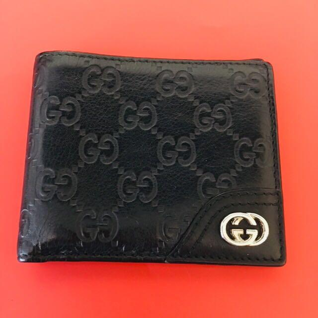 san francisco 921d8 2d838 GUCCI 財布 2つ折り