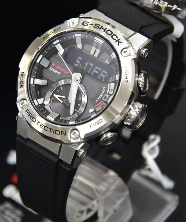 メルカリ Casio G Shock Gst B200 1ajf G Steel 新品 腕時計