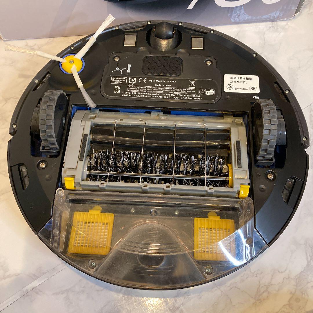 780 バッテリー ルンバ