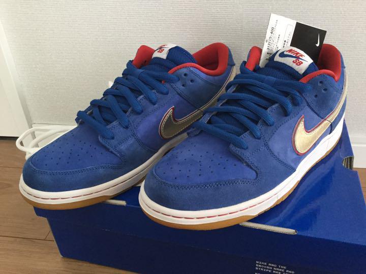 NikeSB Dunk low 28cm Eric koston
