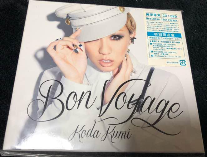 メルカリ - 倖田來未 Bon Voyage アルバム 【邦楽】 (¥1,600) 中古や未 ...