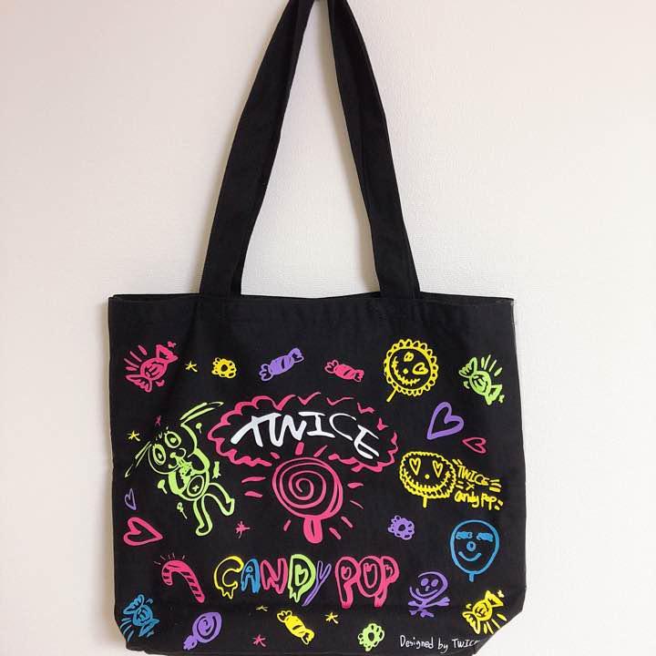 メルカリ Twice Candy Pop ハイタッチ会 トートバッグ K Pop