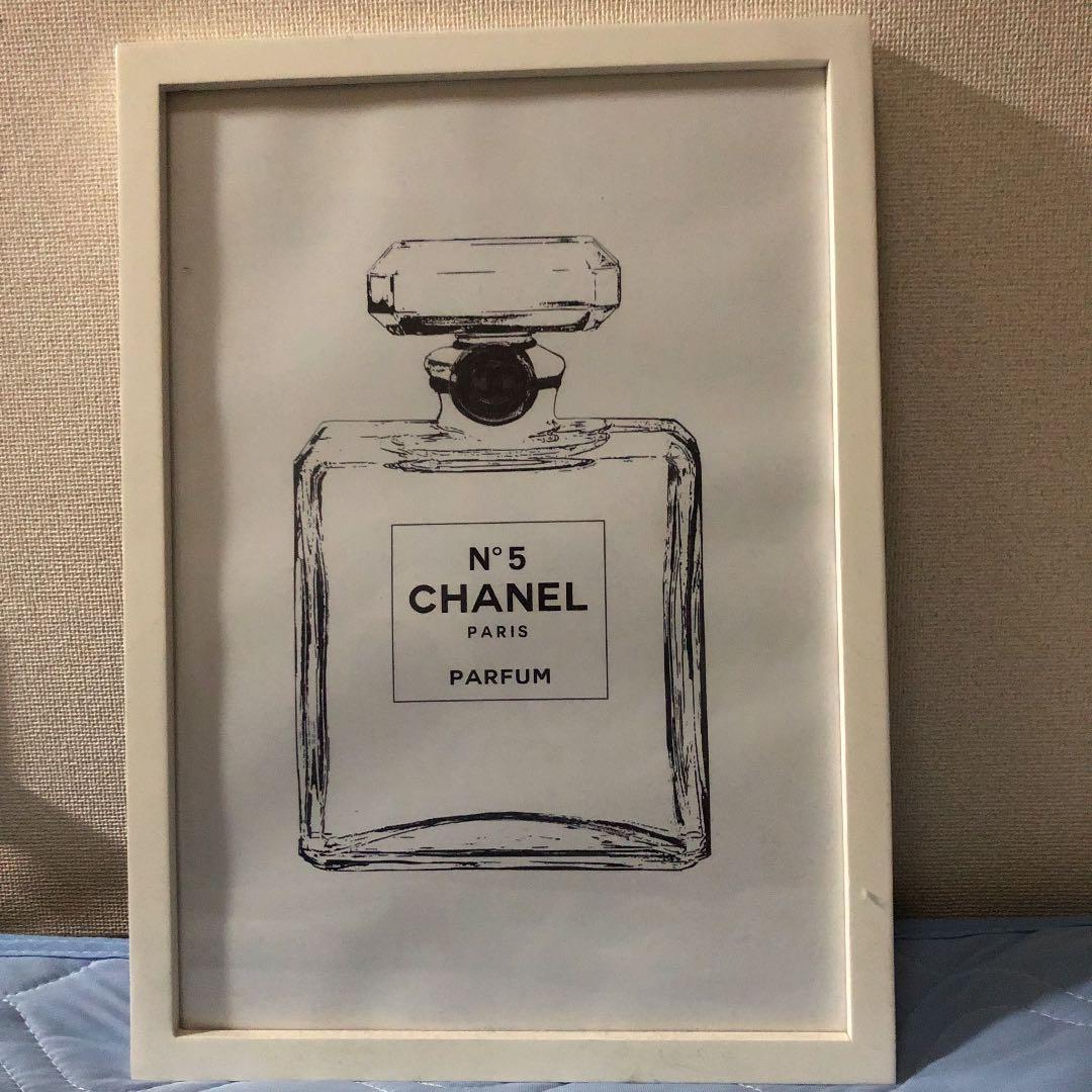 メルカリ Chanel 壁がけ壁紙 インテリア小物 3 100 中古や未
